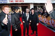 David Baddiel;, The Infidel premiere. Apollo theatre, Hammersmith. London. 8 April 2010