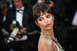 Emily Ratajkowski attending the Ouverture / Les Fantomes d'Ismael premiere during the 70th Cannes Film Festival on May 17, 2017 in Cannes, France. Photo by Julien Zannoni/APS-Medias/ABACAPRESS.COM