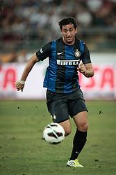 Bari (BA) 21.07.2012 - Trofeo Tim 2012. Inter - Juventus. Nella Foto: Milito (I)