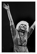 Debbie Harry - Blondie - Live London 1979