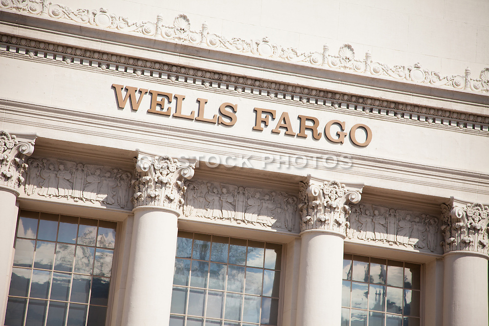 Wells Fargo Bank at Old Towne Orange Historic District