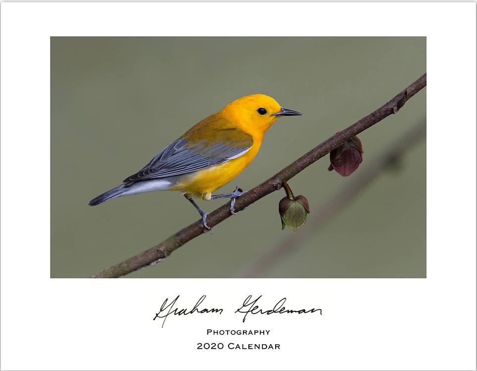 Graham Gerdeman Photography 2020 Calendar<br /> <br /> SOLD OUT