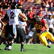 USC v ASU 1st Half