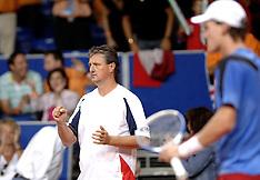 20060922 NED: Davis Cup Nederland - Tsjechie, Leiden