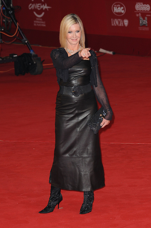 """Olivia Newton John at the premiere of """"A Few Best Men"""" during the 6th International Rome Film Festival..{month name}28, 2011, Rome, Italy.Picture: Catchlight Media / Featureflash"""