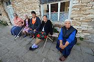 Village life in Eastern Rhodope mountains, Plevun, Bulgaria