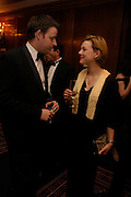 Paul and Victoria Cripps. Conde Nast Traveller Tsunami Appeal dinner. Four Seasons  Hotel. Hamilton Place, London W1. 2 March 2005. ONE TIME USE ONLY - DO NOT ARCHIVE  © Copyright Photograph by Dafydd Jones 66 Stockwell Park Rd. London SW9 0DA Tel 020 7733 0108 www.dafjones.com