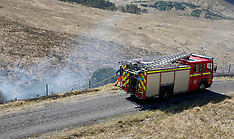Grass Fire | Kinlochleven | 5 May 2017