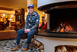 18.01.2018, Team Hotel, Oberstdorf, GER, FIS Skiflug Weltmeisterschaft, im Bild Stefan Kraft (AUT) // Stefan Kraft of Austria before the FIS Ski Flying World Championships at the Team Hotel in Oberstdorf, Germany on 2018/01/18. EXPA Pictures © 2018, PhotoCredit: EXPA/ JFK