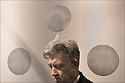David Lynch, Enigma<br /> <br /> David Lynch, enigmatic film and televison director and book author, prefers to let viewers interpret the meanings of his work.