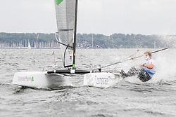 , Kiel - Kieler Woche 17. - 25.06.2017, DJI Speed Challenge - Michael Walther - A-Cat - GER 150