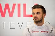 October 8, 2015: Russian GP 2015: Will Stevens (GBR) Manor Marussia F1 Team