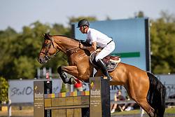 Dubbeldam Jeroen, NED, Oak Grove's Carlyle<br /> Nederlands Kampioenschap Springen<br /> De Peelbergen - Kronenberg 2020<br /> © Hippo Foto - Dirk Caremans<br />  06/08/2020