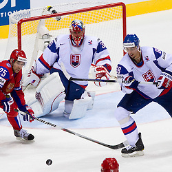 20110503: SVK, Ice Hockey - IIHF 2011 World Championship Slovakia, Russia vs Slovakia