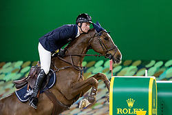 Balsinger Bryan, SUI, Twentytwo Des Biches<br /> The Dutch Masters - 's Hertogenbosch 2021<br /> Rolex Grand Slam of Show Jumping<br /> © Dirk Caremans<br />  25/04/2021