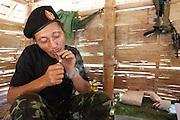 KNLA soldiers