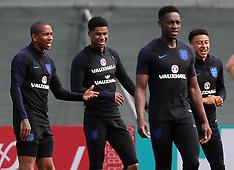 England Training - 15 June 2018