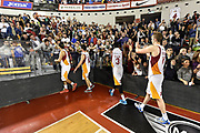 DESCRIZIONE : Campionato 2014/15 Virtus Acea Roma - Enel Brindisi<br /> GIOCATORE : Team<br /> CATEGORIA : Postgame Ritratto Esultanza Pubblico<br /> SQUADRA : Virtus Acea Roma<br /> EVENTO : LegaBasket Serie A Beko 2014/2015<br /> GARA : Virtus Acea Roma - Enel Brindisi<br /> DATA : 19/04/2015<br /> SPORT : Pallacanestro <br /> AUTORE : Agenzia Ciamillo-Castoria/GiulioCiamillo