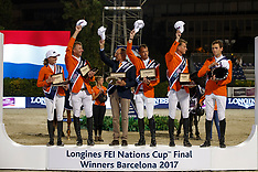 Final FEI Nations Cup - Barcelona 2017