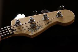 24 November 2006:  Fender Jazz Guitar body<br />