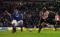 BIRMINGHAM CITY V SUNDERLAND FA CUP REPLAY 25/02/04<br />