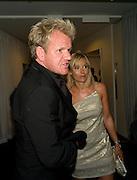 GORDON RAMSAY; TANA RAMSAY, GQ 2008 Men of the Year awards. Royal Opera House. Covent Garden. London. 2 September 2008 *** Local Caption *** -DO NOT ARCHIVE-© Copyright Photograph by Dafydd Jones. 248 Clapham Rd. London SW9 0PZ. Tel 0207 820 0771. www.dafjones.com.
