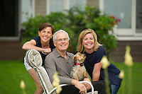 Bradley family portrait session lakeside.  Karen Bobotas Photographer