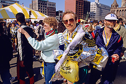 Boston Marathon 1990
