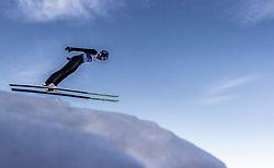 21.02.2019, Bergiselschanze, Innsbruck, AUT, FIS Weltmeisterschaften Ski Nordisch, Seefeld 2019, Nordische Kombination, Skisprung, Training, im Bild Joergen Graabak (NOR) // Joergen Graabak of Norway during a training of Ski Jumping competition for Nordic Combined of FIS Nordic Ski World Championships 2019. Bergiselschanze in Innsbruck, Austria on 2019/02/21. EXPA Pictures © 2019, PhotoCredit: EXPA/ JFK