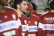 DESCRIZIONE : Roma Lega A 2014-15 Acea Virtus Roma Pallacanestro Varese<br /> GIOCATORE : Robinson<br /> CATEGORIA : composizione pre game<br /> SQUADRA : Acea Virtus Roma Pallacanestro Varese<br /> EVENTO : Campionato Lega Serie A 2014-2015<br /> GARA : Acea Virtus Roma Pallacanestro Varese<br /> DATA : 16.11.2014<br /> SPORT : Pallacanestro <br /> AUTORE : Agenzia Ciamillo-Castoria/M.Greco<br /> Galleria : Lega Basket A 2014-2015 <br /> Fotonotizia : Roma Lega A 2014-15 Acea Virtus Roma Pallacanestro Varese