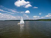 Jezioro Rospuda, Augustów, Polska<br /> Rospuda Lake, Augustów, Poland