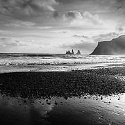 Vik's seashore