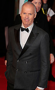 Feb 8, 2015 - EE British Academy Film Awards 2015 - Red Carpet Arrivals at Royal Opera House<br /> <br /> Pictured: Michael Keaton<br /> ©Exclusivepix Media
