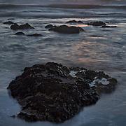 Incoming Tide - Pescadero, CA