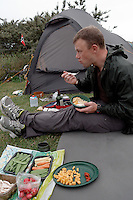 Camping in Ireland