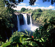 Rainbow Falls, Hilo, Island of Hawaii, Hawaii, USA<br />