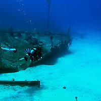 Oro Verde, Shipwrecks, Grand Cayman