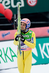 Andreas KOFLER of Austria during Flying Hill Individual Final Round at 2st day of FIS Ski Jumping World Cup Finals Planica 2011, on March 17, 2011, Planica, Slovenia. (Photo By Matic Klansek Velej / Sportida.com)