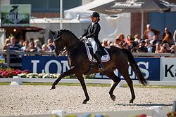 Troensegaard Anne, DEN, Kipling<br /> Longines FEI/WBFSH World Breeding Dressage Championships for Young Horses - Ermelo 2017<br /> © Hippo Foto - Dirk Caremans<br /> 05/08/2017
