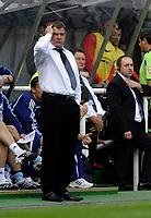 Photo: Jed Wee/Sportsbeat Images.<br /> Newcastle United v Juventus. Pre Season Friendly. 29/07/2007.<br /> <br /> Newcastle manager Sam Allardyce.