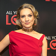 NLD/Amsterdam/20181126 - premiere All You Need Is Love, Aniek Pheifer
