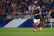 Nabil Fekir of France during the 2018 Friendly Game football match between France and USA on June 9, 2018 at Groupama stadium in Decines-Charpieu near Lyon, France - Photo Romain Biard / Isports / ProSportsImages / DPPI