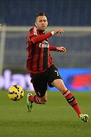 Jeremy Menez Milan.<br /> Roma 24-01-2015 Stadio Olimpico. Football Calcio 2014/2015 Serie A. Lazio - Milan. Foto Antonietta Baldassarre / Insidefoto