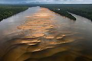 Essequibo River<br /> Iwokrama<br /> Rurununi<br /> GUYANA<br /> South America<br /> Longest river in Guyana