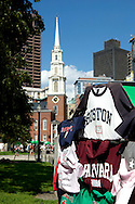 UNITED STATES-BOSTON- Park Street Church. PHOTO: Gerrit de Heus. VERENIGDE STATEN-BOSTON-Park Street Church. PHOTO GERRIT DE HEUS