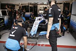 September 20, 2019, Singapore, Singapore: Motorsports: FIA Formula One World Championship 2019, Grand Prix of Singapore, ..#63 George Russell (GBR, ROKiT Williams Racing) (Credit Image: © Hoch Zwei via ZUMA Wire)
