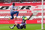 Middlesbrough v Reading 171020