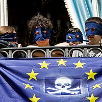 Occupata la sede di Eurosistema di Bankitalia