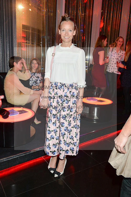MARTHA WARD at Rock The Empire - a party hosted by Alexa Chung to celebrate the launch of W Beijing - Chang'an held at the Wyld Bar, W London, Leicester Square, London on 19th February 2015.