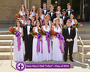 Saint Mary's Hall Class of 2018 Commencement